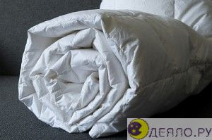 Одеяло с холлофайбером