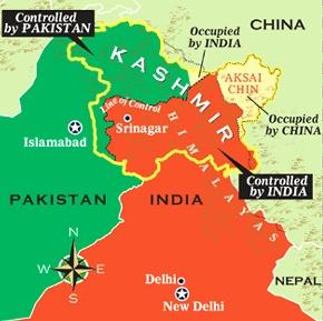 Кашмир - родина кашемира.