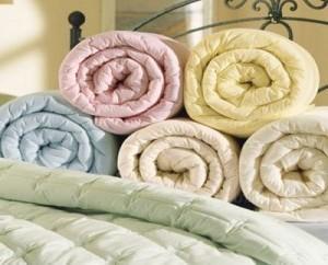 Виды одеял