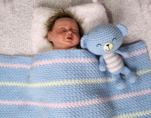 Детское одеяло для сна