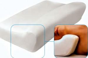 Форма ортопедической подушки имеет значение