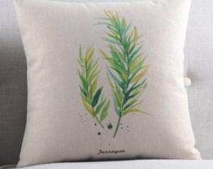 Подушка с травяным наполнителем