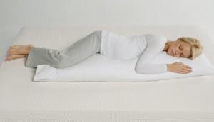Подушка для беременных в форме буквы «I»