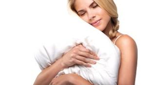 Бамбуковая подушкаочень легкая и мягкая