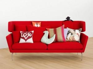 Диванные подушки – удобно, красиво, оригинально
