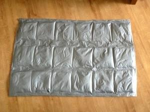 одеяло из рисовой шелухи