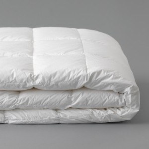 Одеяло из гусиного пуха