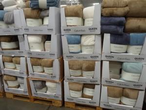 Проблема выбора одеяла в магазине